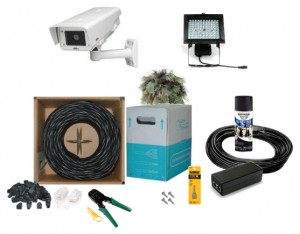 Neighborhood Security Camera Starter Kit