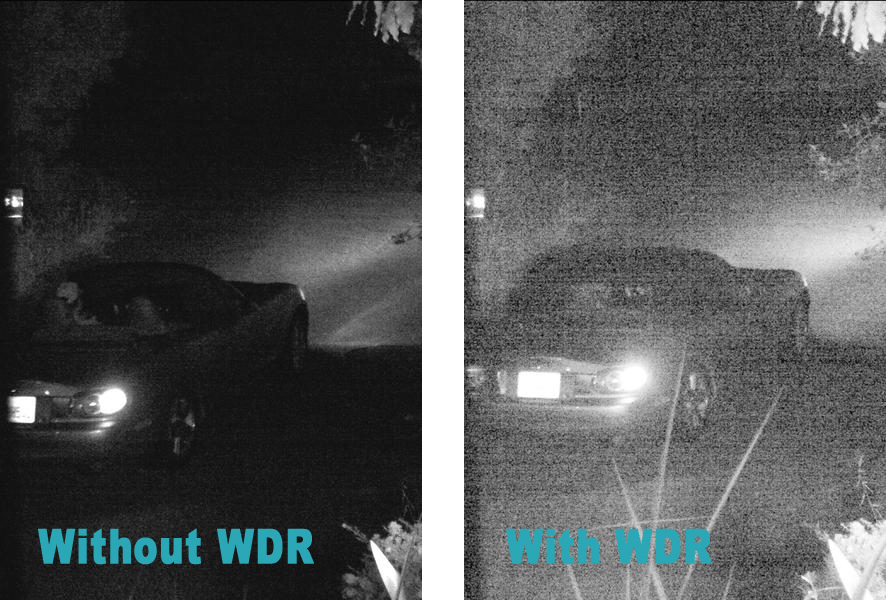 WDR Night Comparison 2
